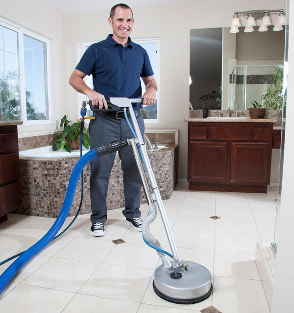 Floor Cleaning 101 How To Bring Back The Shine To Dull: Professional Tile And Grout Cleaning
