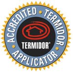 accredited termidor logo